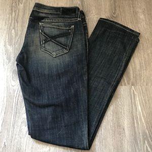 Robins Jean - cool back pockets!